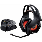 ASUS STRIX 7.1 Gaming Headset - True 7.1 surround sound, 90% environmental noise cancellation