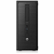 HP Business ProDesk 600 G1 K6R17UT Desktop Micro Tower PC with Intel Core i7-4790 Processor, 4GB Memory, 1TB Hard Drive and Windows 7 Professional