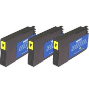 HP 951XL Yellow Ink Cartridge (Pack of 3)