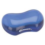 INNOVERA 51432 Gel Mouse Wrist Rest, Blue