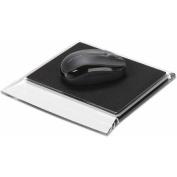 Swingline Stratus Acrylic Mouse Pad, Clear