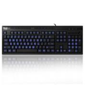 Adesso EasyTouch 130 Illuminated Multimedia Keyboard