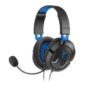 Turtle Beach Ear Force Recon 50P Stereo Gaming Headset for PlayStation 4, Xbox One (compatible w/