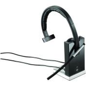 Logitech Wireless Headset Mono H820e - Mono - Wireless - DECT - 100m - 150 Hz - 7 kHz - Over-the-head - Monaural - Supra-aural - Electret Microphone - Yes