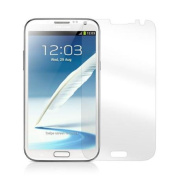 NEW High Quality Glossy Screen Guard Protector for Samsung Galaxy Note 2 Note II N7100