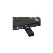EDGE DiskGO Secure Pro - USB flash drive - encrypted - 64 GB - USB 3.0