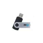 EDGE DiskGO C2 - USB flash drive - 8 GB - USB 2.0