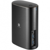 Mediasonic HV1-U60D2L Laptop Docking Station Pro, Black