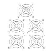 5 Pcs 60x 60mm Cooling Fan Grill Metal Wire Finger Guards