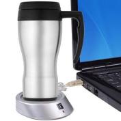 iessentials IE-CW1 USB Powered Cup Warmer keep coffee or tea warm at desk