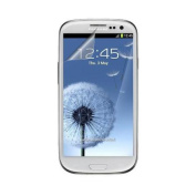 Clear Glossy Ultra Thin Premium Screen Guard Protector for Samsung i 35204.3lxy S 3 III