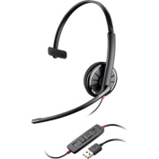 Plantronics Blackwire C310-m Headset - Mono - Usb - Wired - Over-the-head - Monaural - Supra-aural - Noise Cancelling Microphone