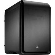"AeroCool Dead Silence DS-CUBE BLACK Computer Case Cube, 1x 5.25"" Bays, 5x 120mm Fans, 4x Expansion Slots"