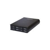 Addonics DAS Array - 4 x HDD Supported - Serial ATA/600 Controller - 4 Bays