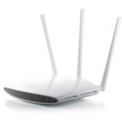 Edimax EW-7208APC AC750 Dual-Band Access Point Range Extender with 3 Detachable High-Gain Antennas, White