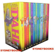 SYDNEYBOOKS Brand New Roald Dahl Collection Phizz Whizzing 15 Classic Story Books Box Set
