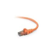 Belkin Cat. 6 UTP Patch Cable - RJ-45 Male - RJ-45 Male - 4.6m - Orange