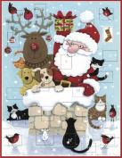 Advent Calendar - Delivering presents