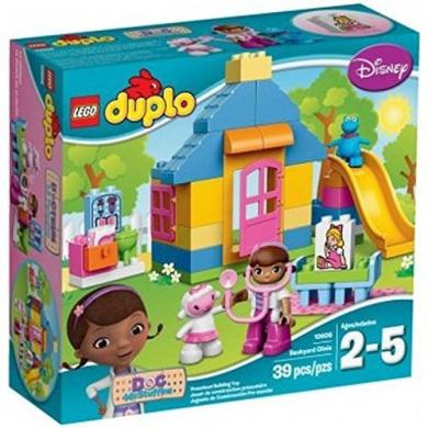 LEGO Duplo 10606 Disney Doc McStuffins Backyard Clinic
