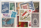 30 Russia stamps in packet (early issues)