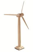 Wind Turbine - QUAY Woodcraft Construction Kit FSC