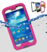 LifeProof Case 1801-03 for Samsung Galaxy S4 (Nuud Series) - Magenta/Grey