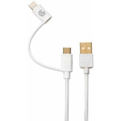 Arsenal Gear AGC48MW Sync and Charge Cable, 1.8m, White