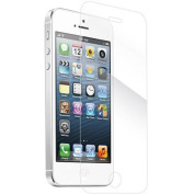 V7 Shatter-Proof Tempered Glass Screen Protector for Apple iPhone 5/5S/5C
