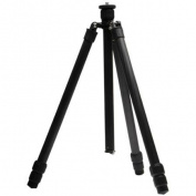 Terra Firma T-CF300 140cm Carbon Fibre 3-Section Tripod Legs & Case with Smartphone & GoPro Adapter