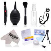 12 in 1 Opteka Photo Lens Cleaning Kit for All Digital SLR Cameras