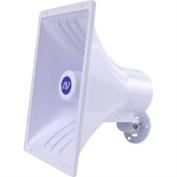 Amplivox S1270 100 W RMS Indoor/Outdoor Speaker - White
