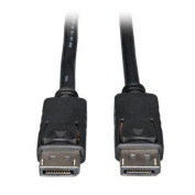 Tripp Lite P580-003 A/v Cable - 90cm - Black Displayport Male Digital Audio/video - Displayport Male Digital Audio/video