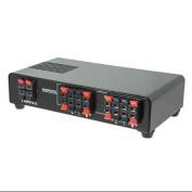 Monoprice 109995 4-Channel Speaker Selector