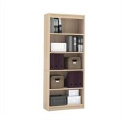 Bestar Standard Bookcase in Northern Maple