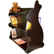 Ace Baby Furniture Rabbit Mobile Double Sided 110cm Bookcase