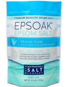 Muscle Soak Epsom Salt 0.9kg By Epsoak - Relax & Soothe Aches & Pains with Epsom Salt & Pure Essential Oils