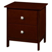 Donco Kids 2 Drawer Nightstand