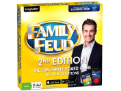 Family Feud 2nd Edition  AUS version Channel 10 Board Game
