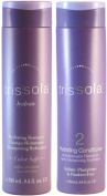 Trissola Hydrating Sulphate Free Shampoo & Conditioner 8.4 Oz Each