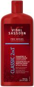 Vidal Sassoon Pro Series 2N1 Cleanse & Restore Shampoo & Conditioner - 750ml