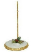 Mark Roberts Fairy Stand for Small Fairies Snow and Holly