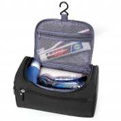 TravelMore Hanging Travel Toiletry Bag Organiser & Dopp Kit for Travel Accessories Toiletries Shaving & Makeup