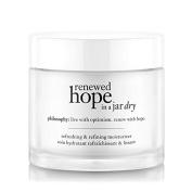 Philosophy - Renewed Hope In A Jar Dry Refreshing & Refining Moisturiser For Dry Skin by Philosophy