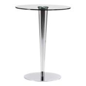 Bar Table in Chrome
