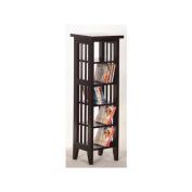 Wildon Home CD/DVD Multimedia Storage Rack