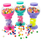 25cm Twirling Gumball Machine - Assorted Colours