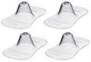 Philips Avent Nipple Protector 4 Pack - Small