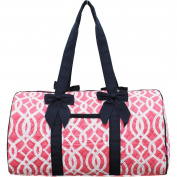Vine Pattern Print 50cm Duffle Bag