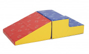 ECR4Kids SoftZone Little Me Wall Climb and Slide