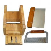 One Wood Soap Mould Loaf Cutter Adjustable and Beveler Planer Cutting 2 Tool Set